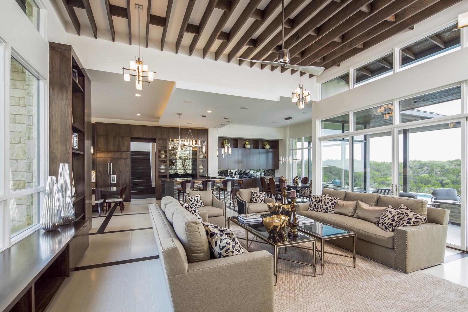 serene-hills-living room