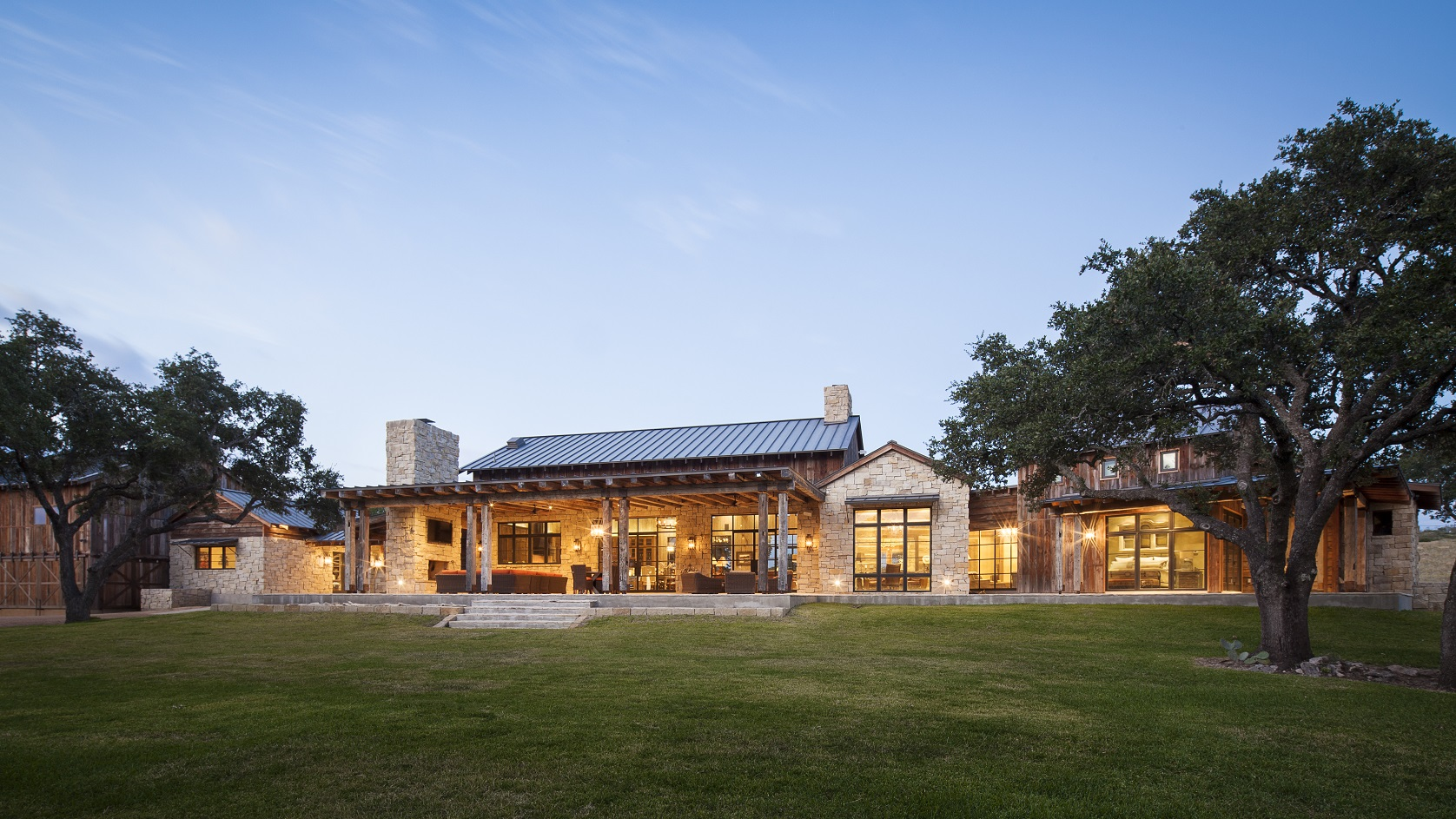Llano Ranch-44-exterior-night