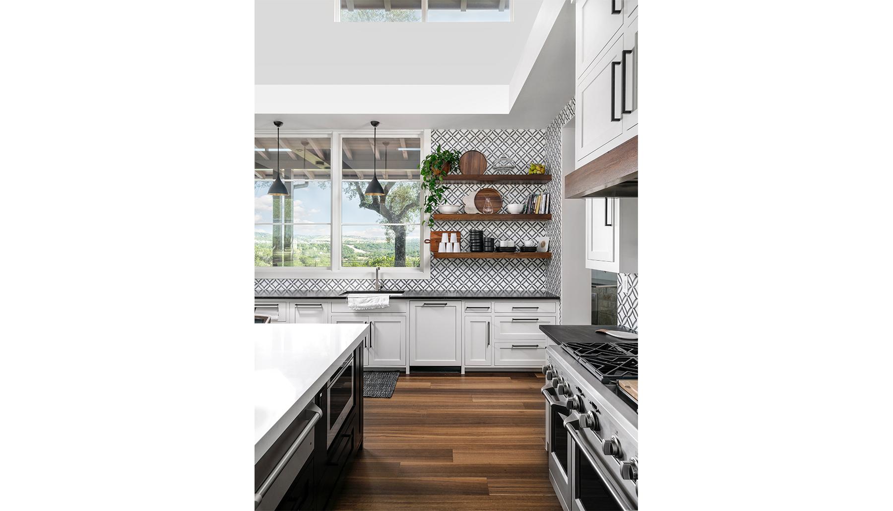 Spicewood Kitchen Window