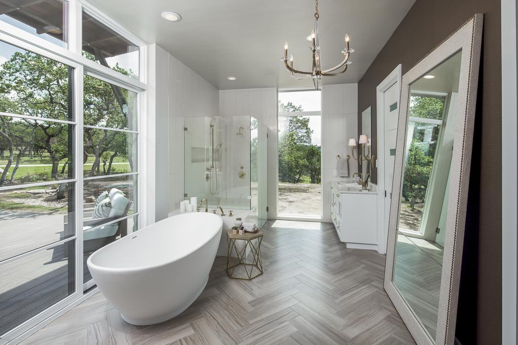 Reserve Tour - master bath