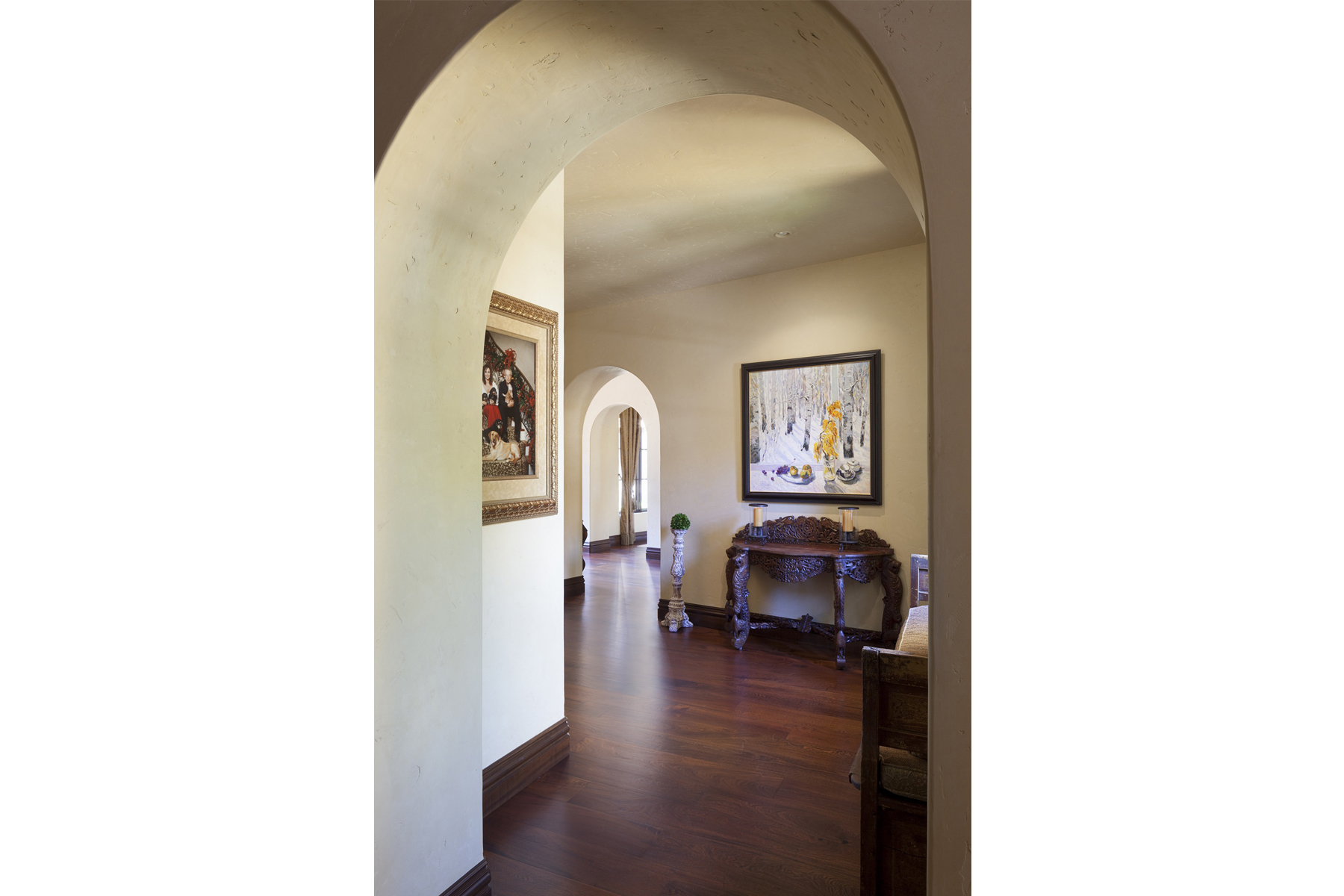 La Corte di Petra Foyer