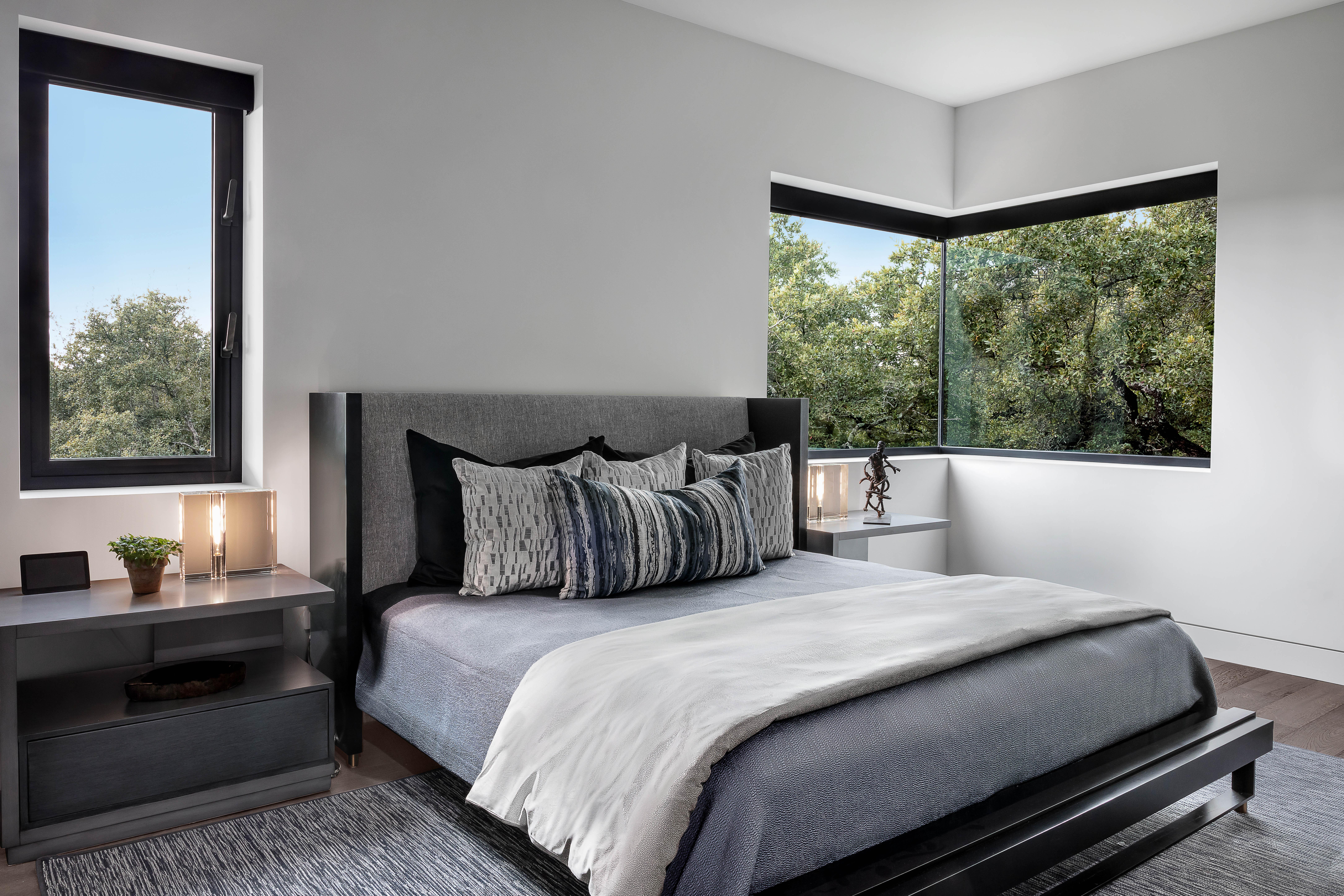 Blue Grass Bedroom