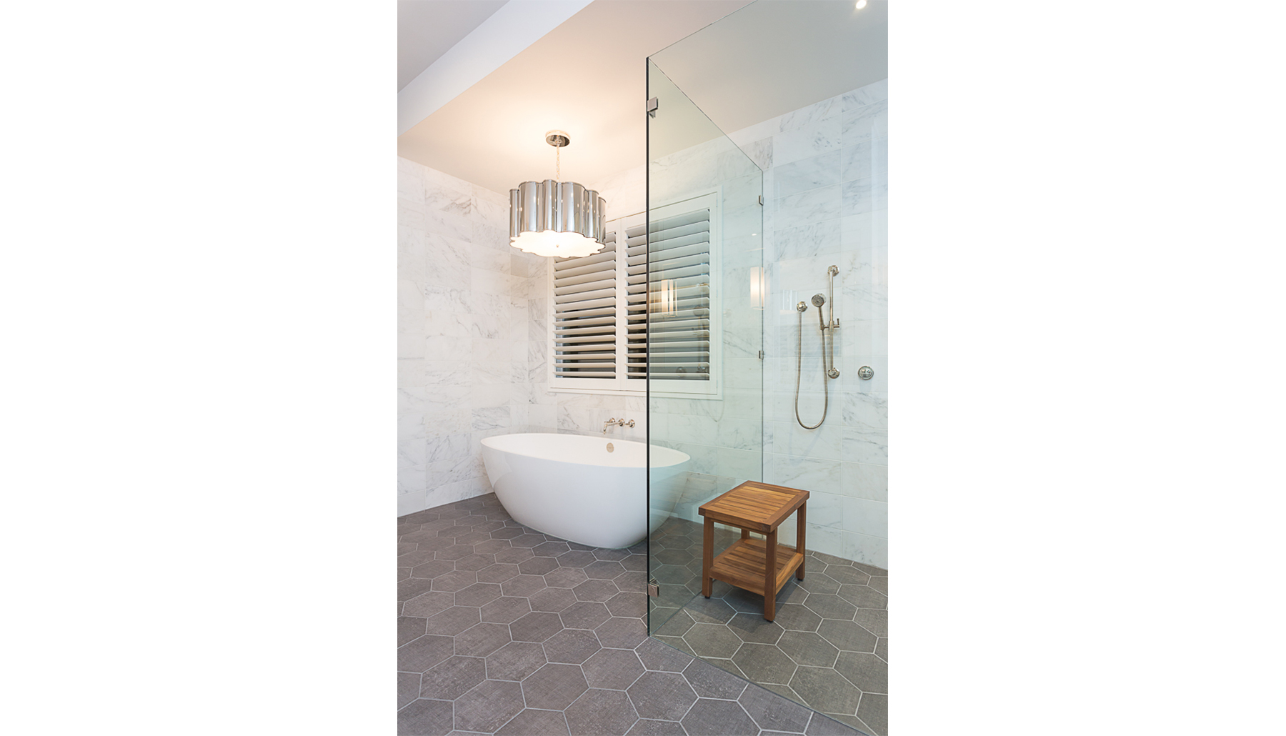 Belmont Tub and Shower