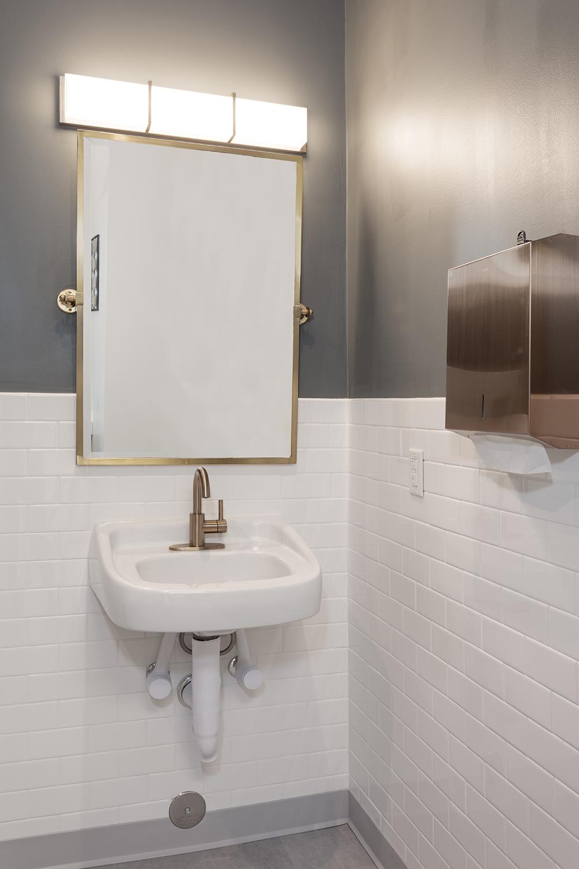 Luxe Vision Restroom Vanity