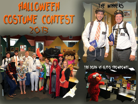 Halloween 2013 at Cornerstone