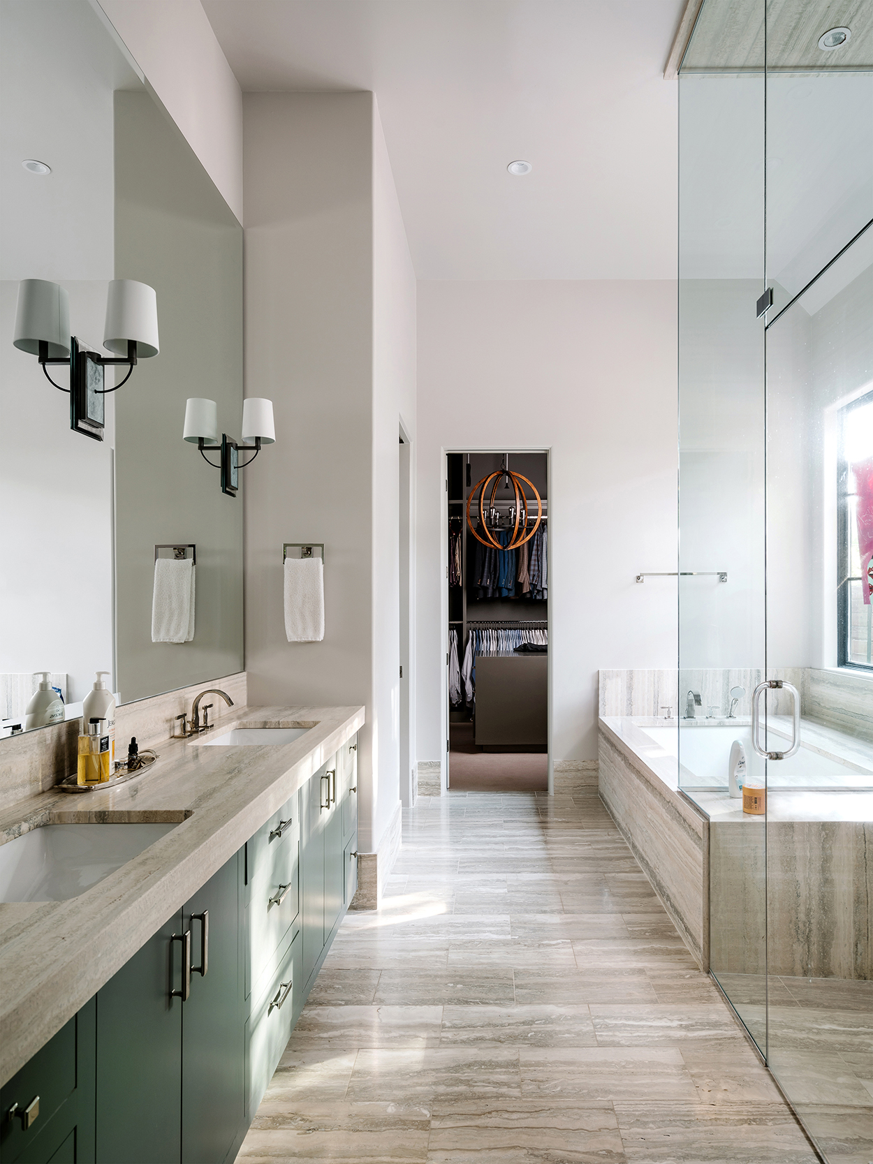 Enfield Master Bathroom