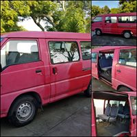 van before