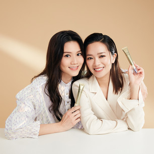 Shiseido x 周秀娜 & 陳俞希