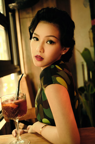 Christy Cheung 張筠