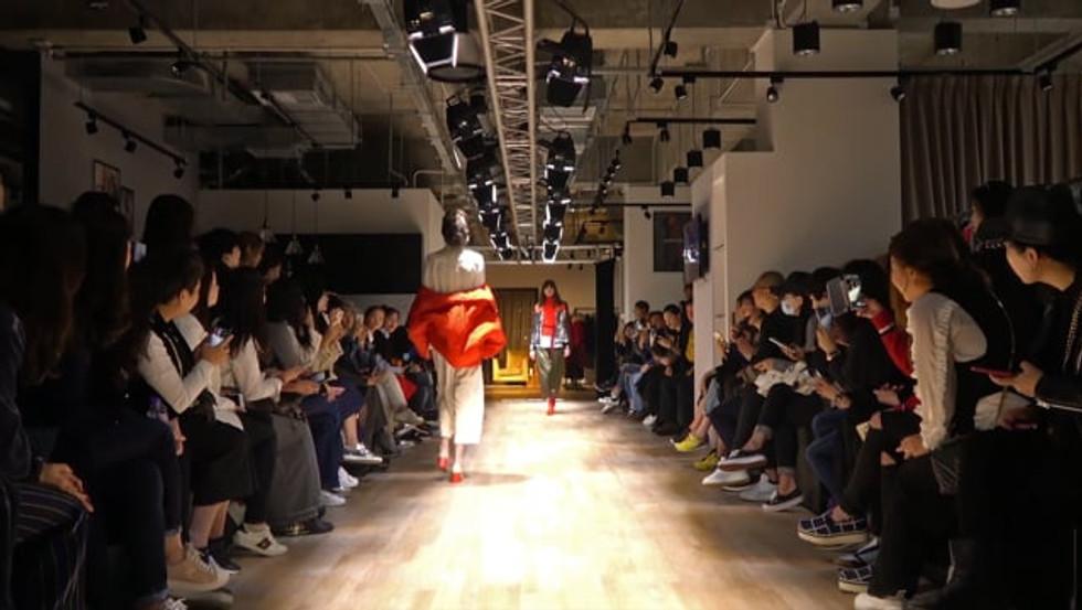 Mag showroom Fashion Show FW 2017_Short version