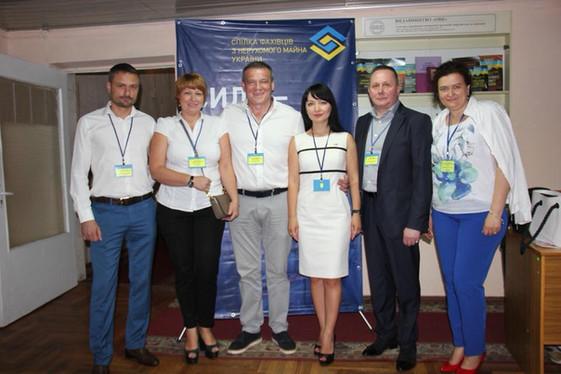 «Сила в єдності» - FIABCI -Україна та СФНМУ відсвяткували річницю разом.