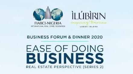 FIABCI-Nigeria проводить другий форум по веденню бізнесу на ринку нерухомості