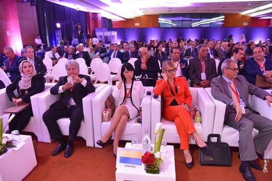 Делегація FIABCI-Україна на міжнародному форумі девелоперів у Тунісі