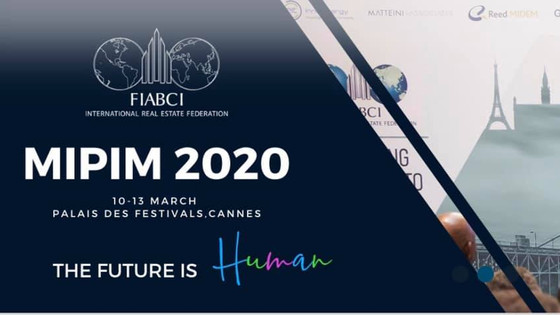 MIPIM2020 разом з FIABCI-Ukraine