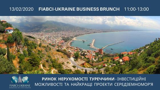 Turkish Business Brunch