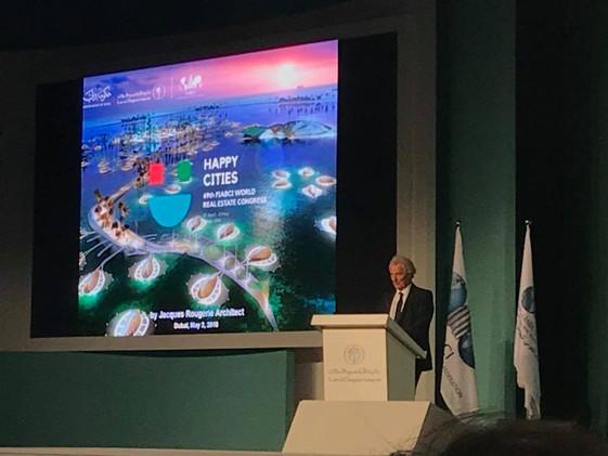 Жак Ружері - візіонер, архітектор, підводний археолог, футурист та неймовірний ключовий спікер конгр