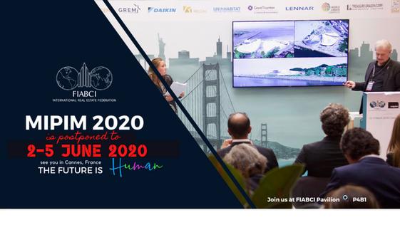 MIPIM2020 перенесли на 2-5 червня 2020 року