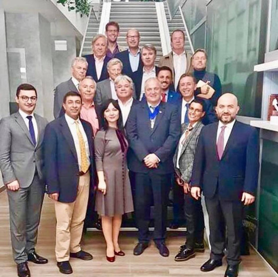 FIABCI-Україна та FIABCI-Франція найактивніші у Європі.