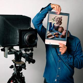 Chambre Polaroid 20x25 cm ( 8x10 inch )