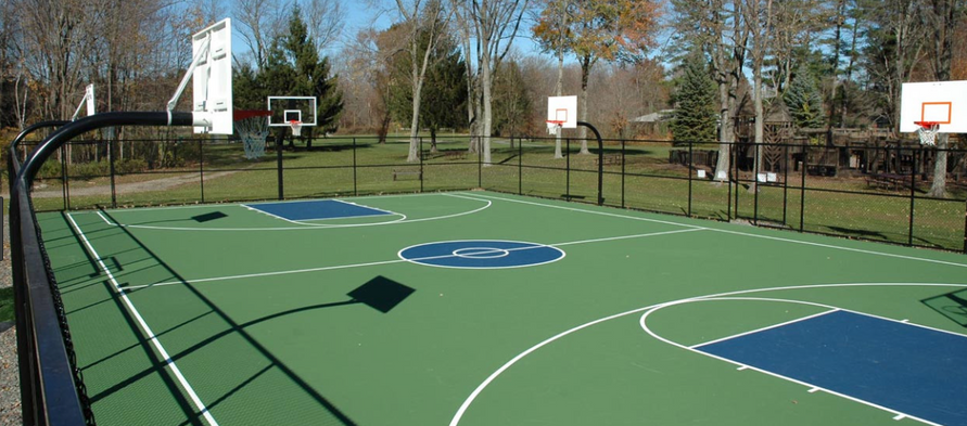 Recreational Spaces for the Youth