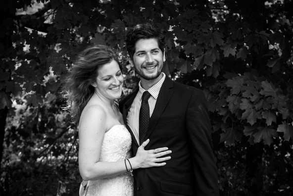 Elizabeth & John ~ Geneva, Ohio wedding