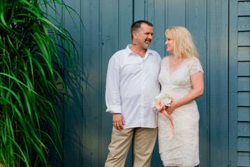 Sherri & Jay ~ Geneva on the Lake, Ohio elopement