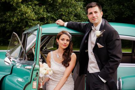 Janice & Paul ~ North Canton, Ohio wedding