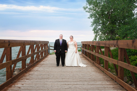 Heather & Richard ~ Geneva, Ohio wedding