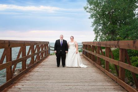 Heather & Richard ~ Geneva, Ohio wedding
