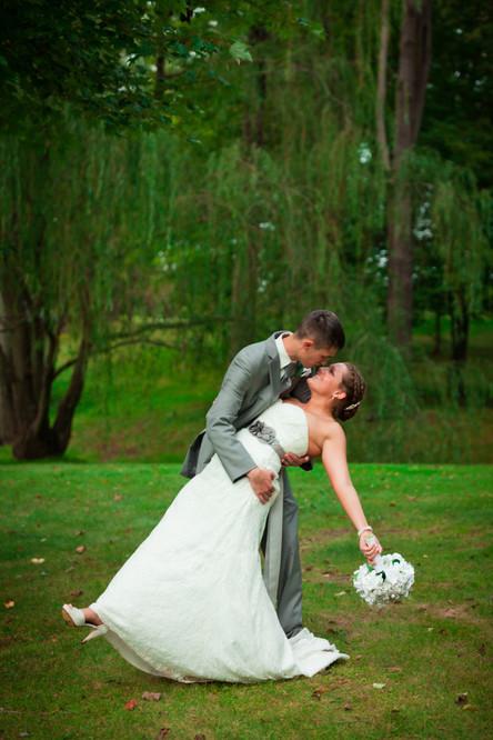 Jacki & Matt ~ Uniontown, Ohio wedding