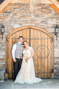 Callie Tim ~ Geneva, Ohio wedding