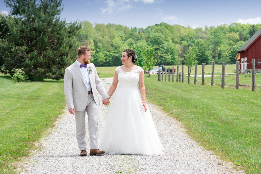 Delanie & Cody ~ Chardon, Ohio wedding