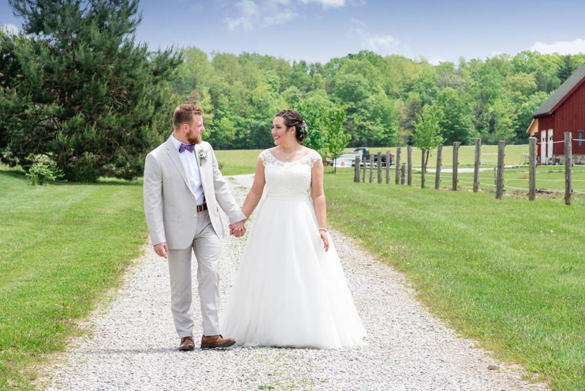 Delanie & Cody ~ Chardon, Ohio wedding