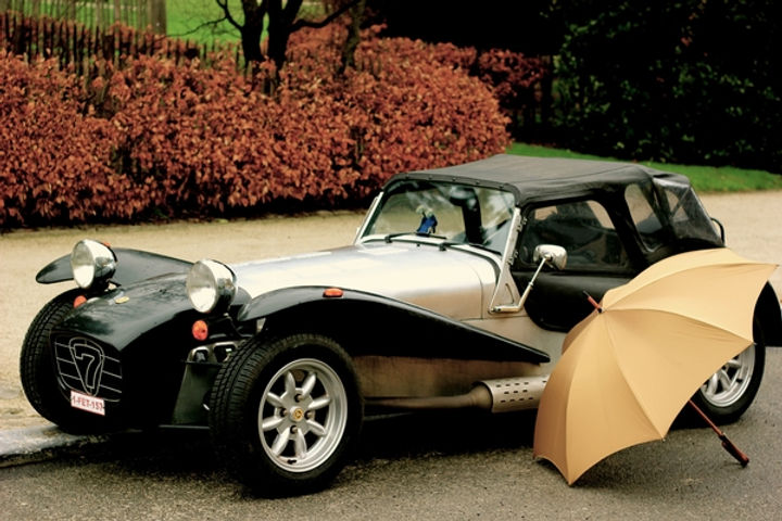 La Pluie Est Belge. Handmade Luxury Umbrellas