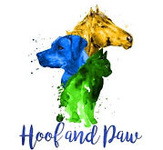 Hoof and Paw Logo