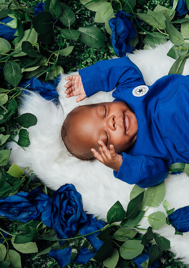 New born Photo Shoot Styling