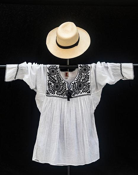 Blusa sencilla Aguacatenango