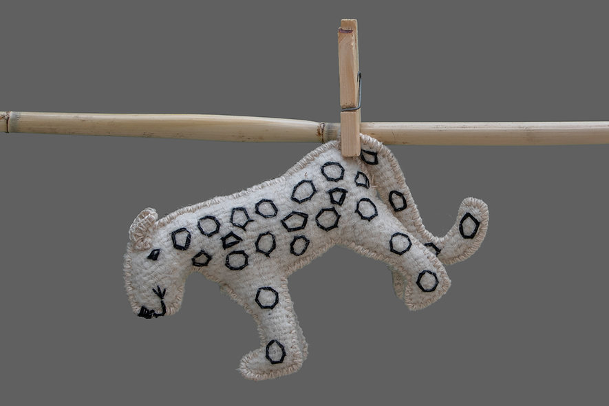 Jaguar de Lana
