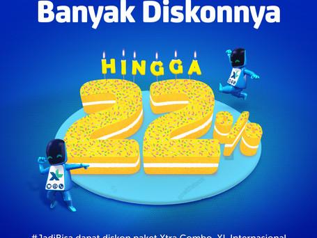 XL Birthday Promo