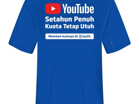 XL YouTube Fan Fest Merch