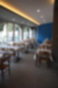 salle entrée - restaurant l'océanic