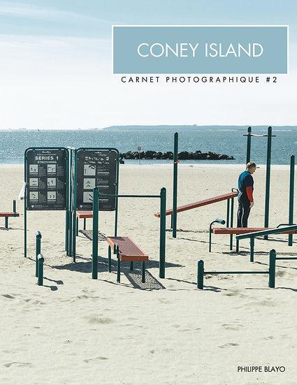 Coney Island Book Prints Livres Tirage Philippe Blayo