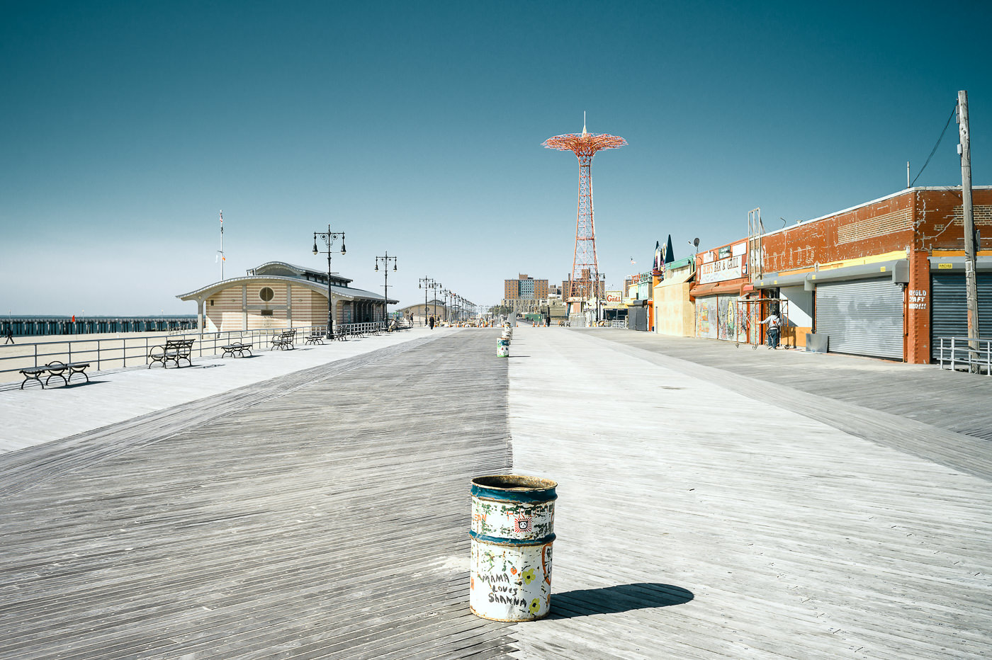 2012 - Coney Island, Brooklyn, USA