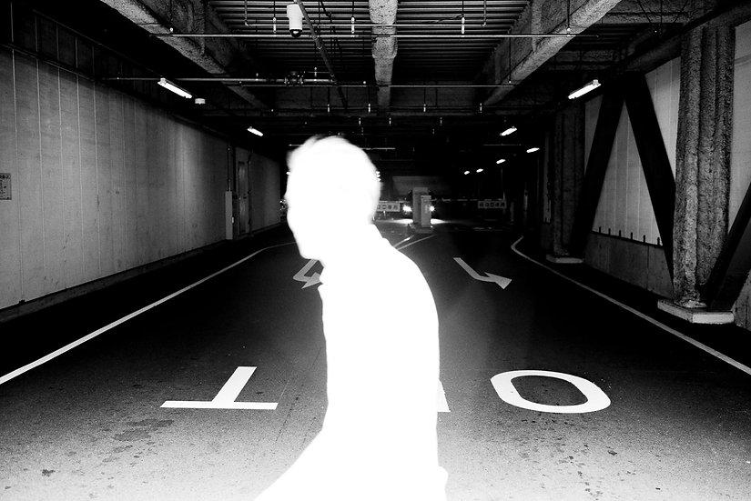 Illuminated Man