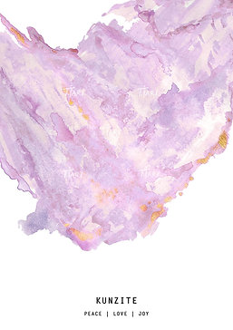Kunzite Print (Digital)