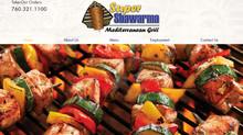 Web Launch - Super Shawarma Mediterranean Grill
