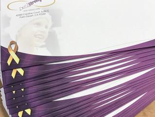 Full Print Envelopes - Desi Strong Foundation