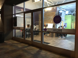 Window Graphics - Anytime Fitness, Palm Desert