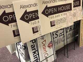Open House Signs!