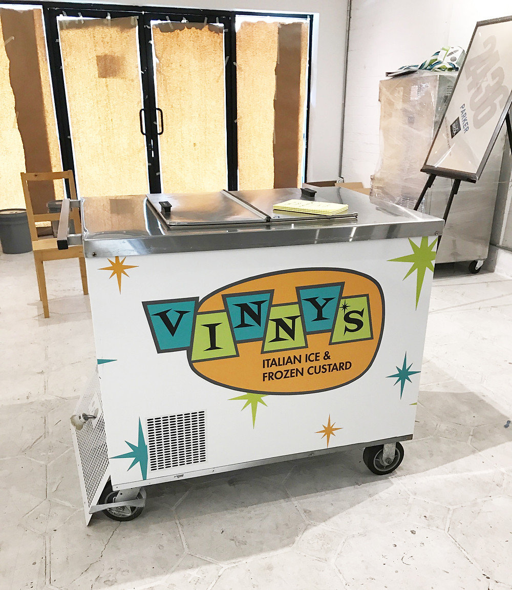 Vinny's Italian Ice, Palm Springs